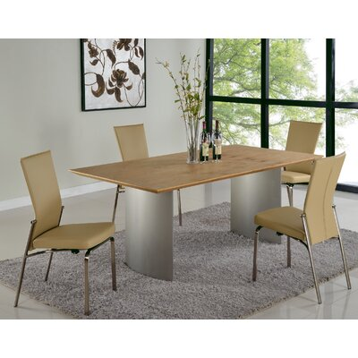 Chintaly Imports Jessica 5 Piece Dining Set