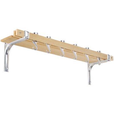 Hahn Classic Rectangular Wall Rack