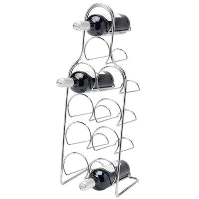 Hahn Pisa 10 Bottle Wine Rack
