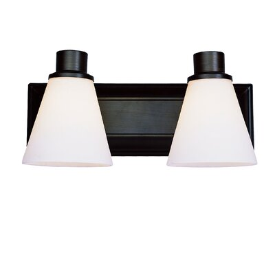 TransGlobe Lighting 2 Light Vanity Light