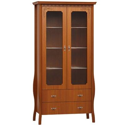 Albero Möbel Geschirrschrank Padua aus Massivholz