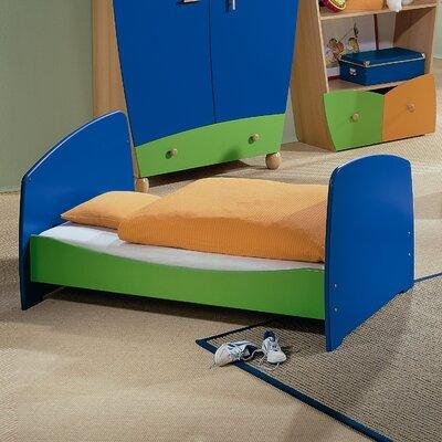 Taube Jugendmöbel Einzelbett Fantasia, 100 x 200 cm