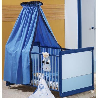 Taube Jugendmöbel 3-tlg. Babybettwäsche-Set Rosalie