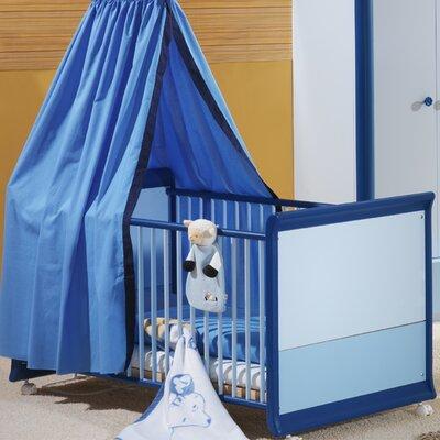 Taube Jugendmöbel Umwandelbares Babybett Rosalie