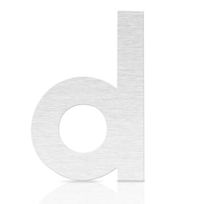 Heibi Hausnummer d Midi zum Kleben