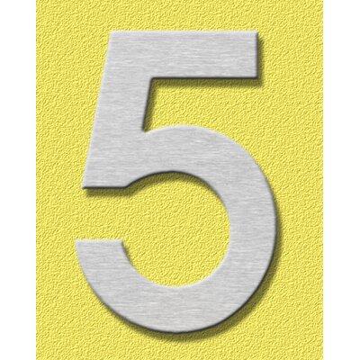 """Heibi Hausnummer """"5"""""""