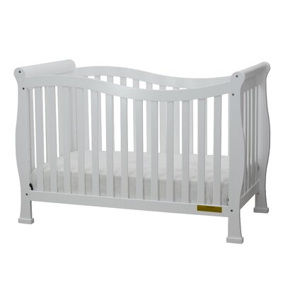 AFG Baby Furniture Nadia 3-in-1 Convertible Crib