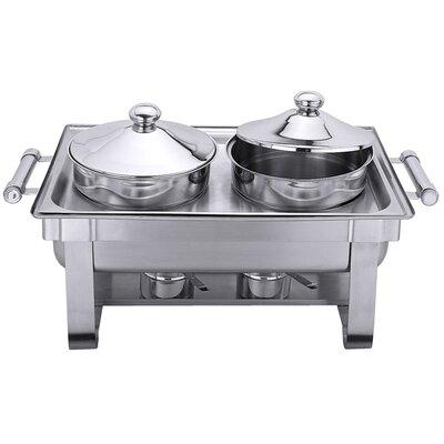 Contacto Bander Einsatzplatte für Chafing-Dish Suppenstation