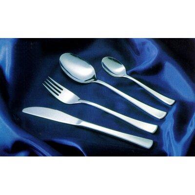 Contacto Bander Dessertgabel-Set Katja in Silber