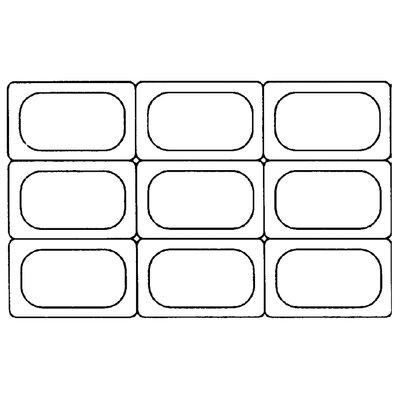 Contacto Bander Behälter Gastronorm-System