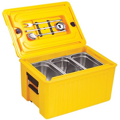 Contacto Bander 40,5 cm Thermobox Gastronorm-System