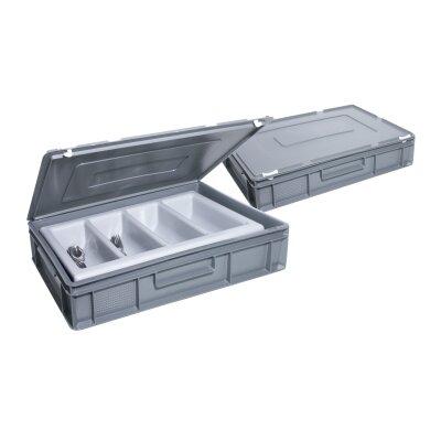 Contacto Bander 60cm x 40cm Transportbehälter für Besteckkasten