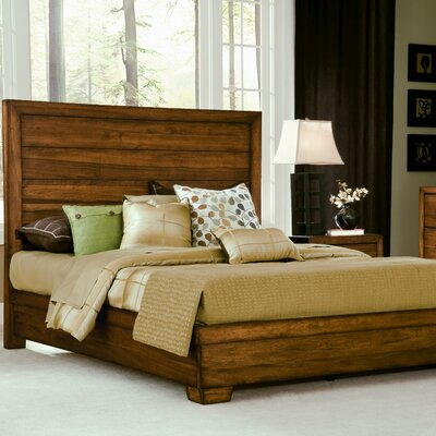 Chelsea Park Panel Bed King Size