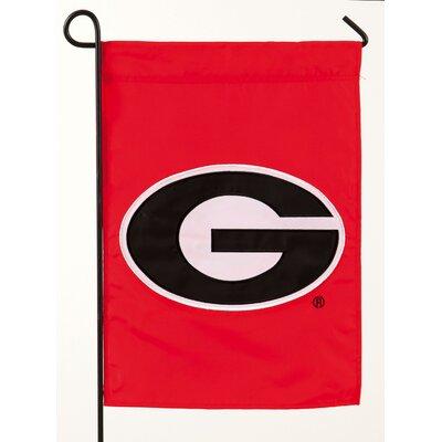 NCAA Vertical Flag NCAA Team: Georgia