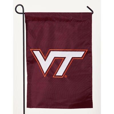 NCAA Vertical Flag NCAA Team: Virginia Tech