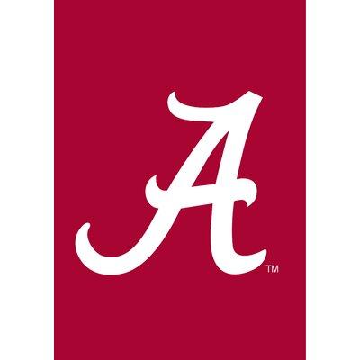 NCAA Vertical Flag NCAA Team: Alabama