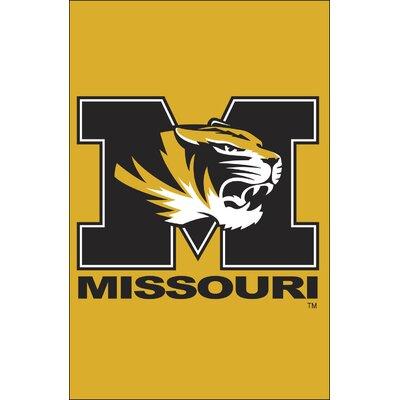 NCAA Vertical Flag NCAA Team: Missouri