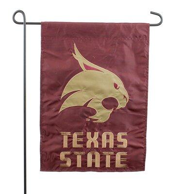 NCAA Vertical Flag NCAA Team: Texas State