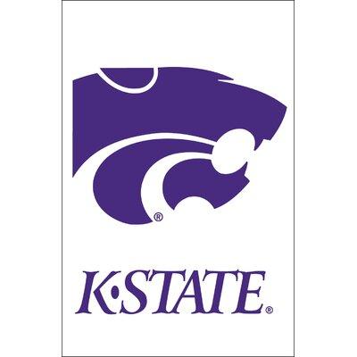 NCAA Vertical Flag NCAA Team: Kansas State