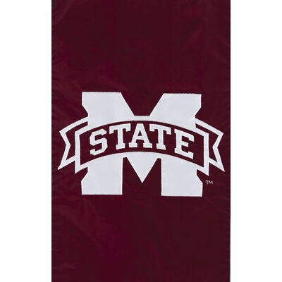 NCAA Vertical Flag NCAA Team: Mississippi State
