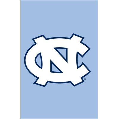 NCAA Vertical Flag NCAA Team: North Carolina