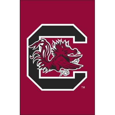 NCAA Vertical Flag NCAA Team: South Carolina