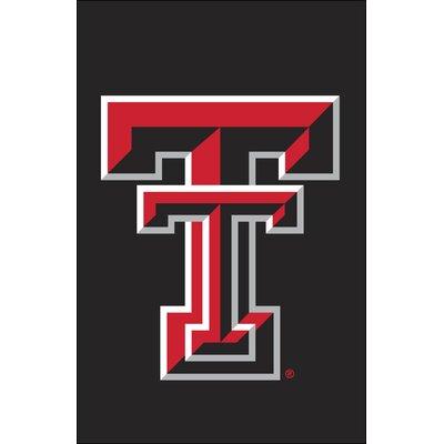 NCAA Vertical Flag NCAA Team: Texas Tech