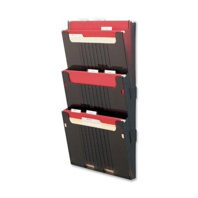 Deflect-O Corporation 3 Pocket Hanging File System