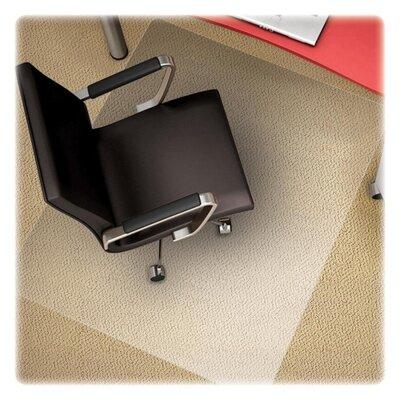 """Polycarbonate Chair Mat Size: 36"""" W x 48"""" D"""