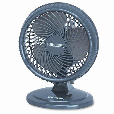 "Holmes Lil' Blizzard 7"" Oscillating Table Fan"