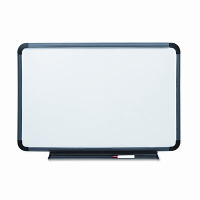Iceberg Enterprises Iceberg Premium Dry Erase Ingenuity Frame Wall Mounted Whiteboard, 2' H x 3' W