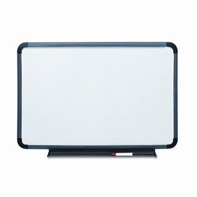 Iceberg Enterprises Iceberg Premium Dry Erase Ingenuity Frame Wall Mounted Whiteboard, 3' H x 4' W