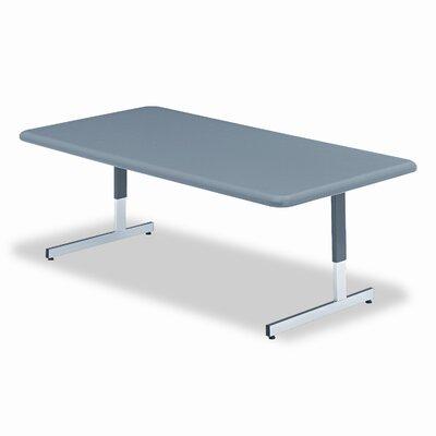 "Indestruc Rectangular Activity Table Size: 31"" H x 48"" W x 24"" D"