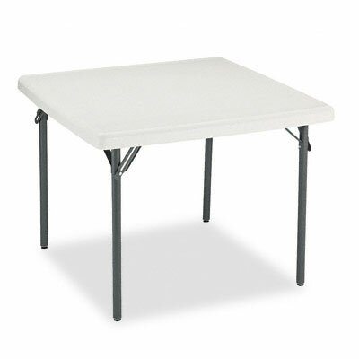 "Indestruc-Tables Too? 37"" Square Folding Table"