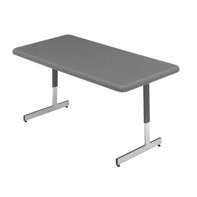 "Indestruc Rectangular Activity Table Size: 31"" H x 60"" W x 30"" D"