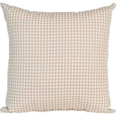 Glenna Jean Central Park Check Throw Pillow