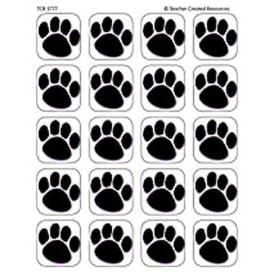 Teacher Created Resources Paw Prints Sticker