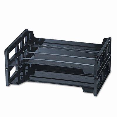 Universal® Side Load Letter Desk Tray