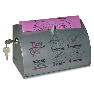 Tidy Girl Feminine Hygiene Bags Dispenser