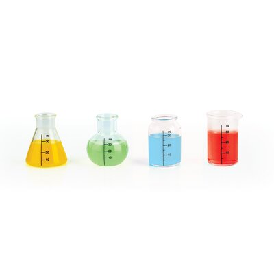 Bar Originale Mixology 4 Piece Chemical Shot Glass Set