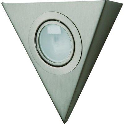 Leuchten Busch Halogen Einbauleuchte Dreieck