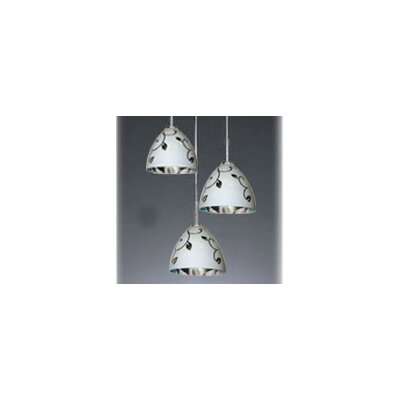 Leuchten Busch Kaskaden-Pendelleuchte 3-flammig Monique