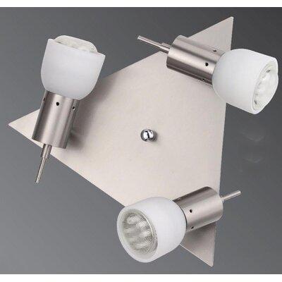 Leuchten Busch LED-Deckenleuchte 3-flammig Balance
