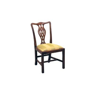 Bradley Furniture Ribbon Upholstered Dining Chair