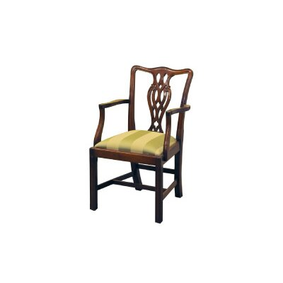 Bradley Furniture Ribbon Upholstered Dining Chair
