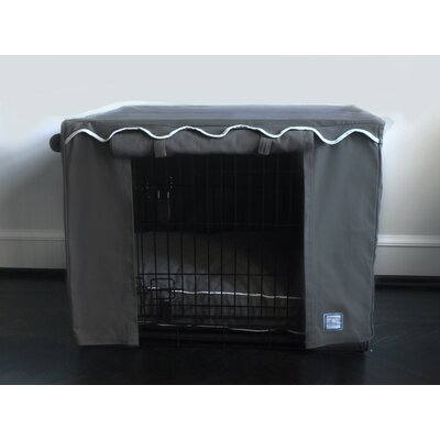 "Crate Cover Size: Extra Large (31"" H x 28"" W x 42"" L)"
