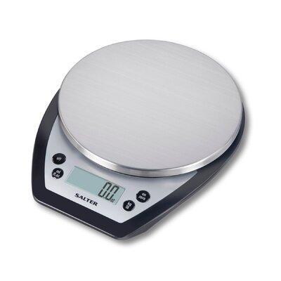 Salter Stainless Steel Aquatronic Digital Kitchen Scale