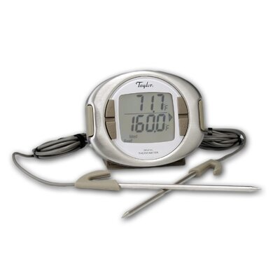 Connoisseur Digital Cooking Thermometer with Dual Probes