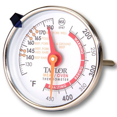 Taylor Classic Oven/Meat Dial Combination Thermometer