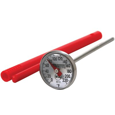 Instant Read Dial Thermometer